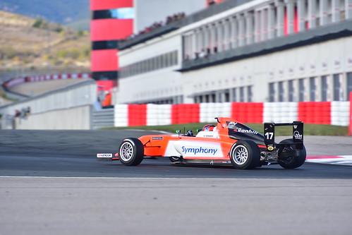 Nazim Azman, Campeonato de España de Fórmula 4, Los Arcos 2018