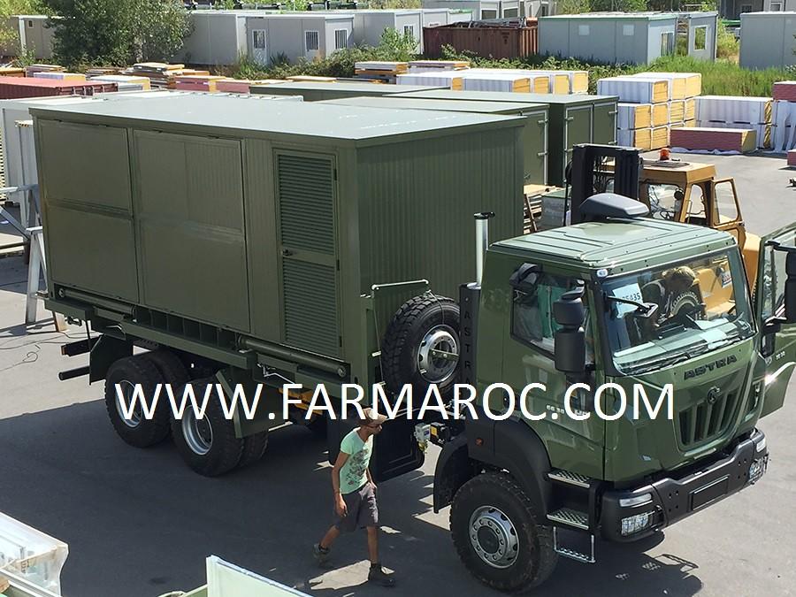 La Logistique des FAR / Moroccan Army Logistics - Page 11 45024671534_5c38dfddb9_b
