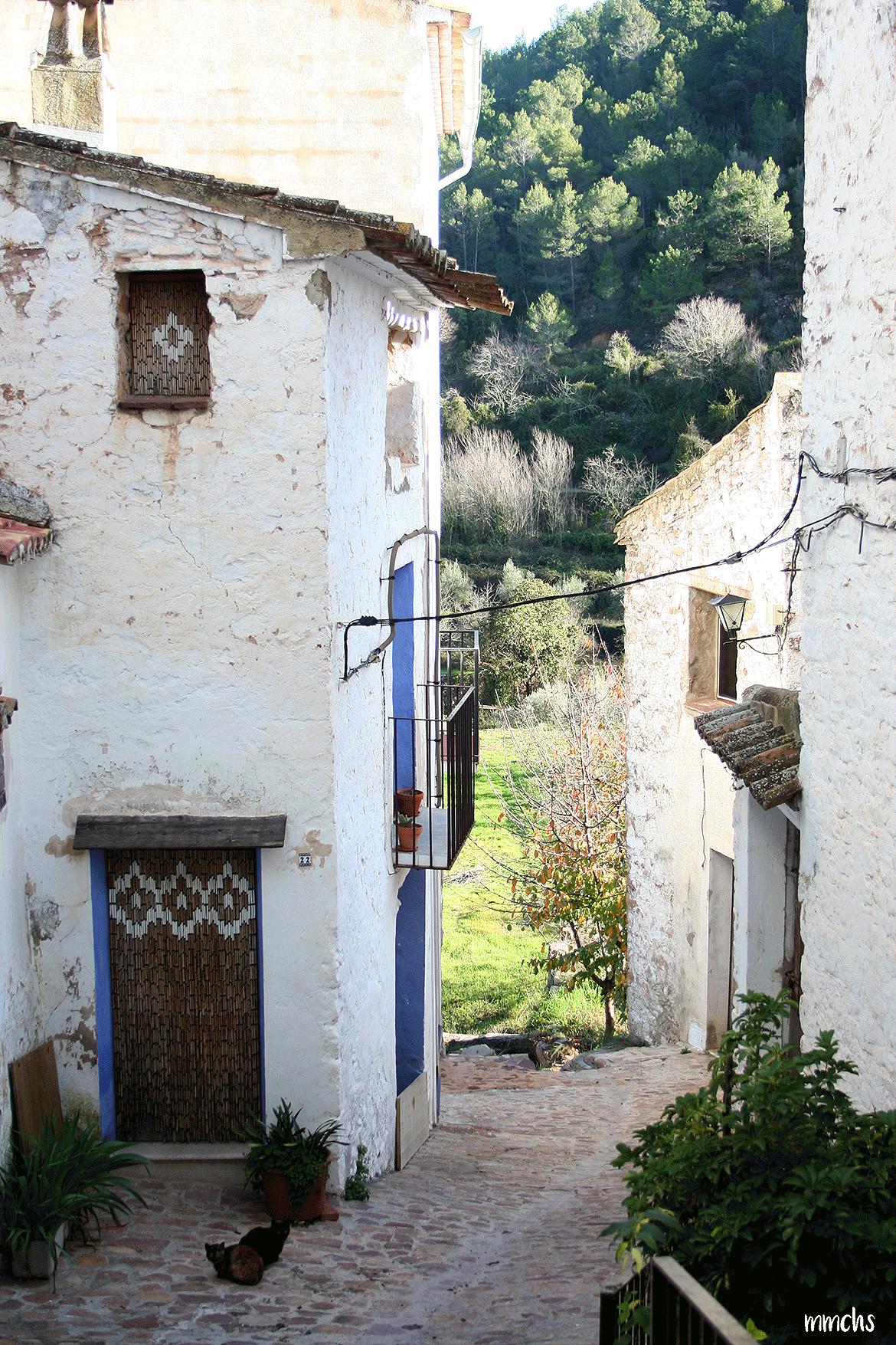 Aín Sierra de Espadán en Castellón