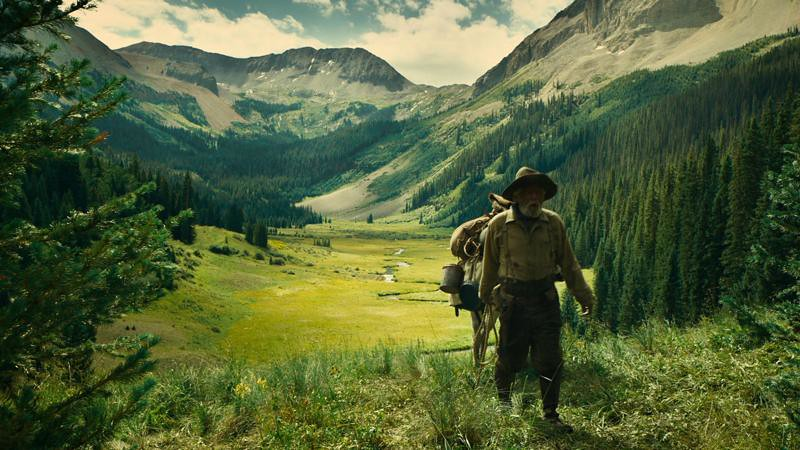 Ballad of Buster Scruggs location