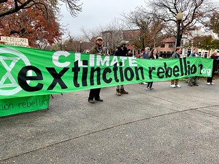 Extinction Rebellion | by cool revolution