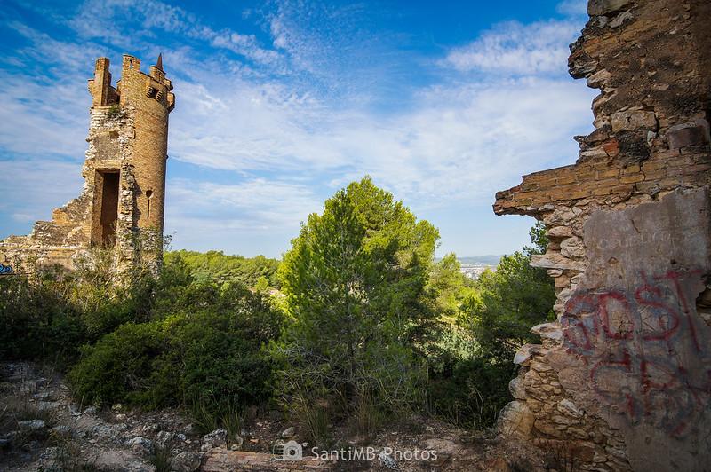 Castell de La Muga