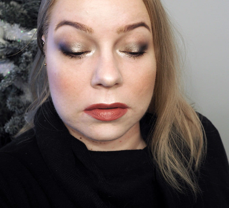 uuden vuoden meikki