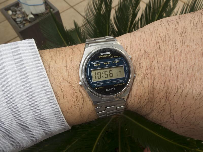 """Casio 60QR-22 """"Cronograph"""" y la idea de  Kikuo Ibe 43992329050_006f9e84da_c"""