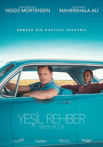 YEŞİL REHBER - GREEN BOOK (2018)