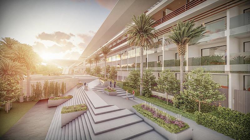 Malibu Hội An thiết kế bởi BAKH và xây dựng bởi Coteccons