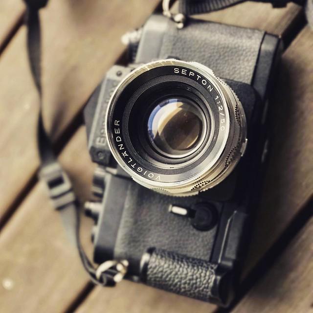 Voigtlander 妖刀septon 50mm f2