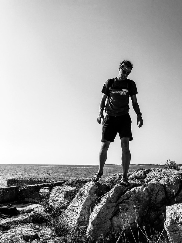 Exploring the coastal line