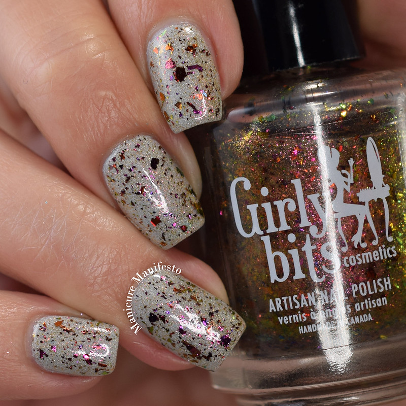 Girly Bits Flickering Forest