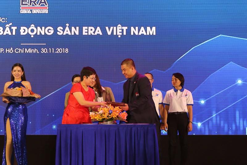 ERA Vietnam là một trong những nhà phân phối chiến lược của Sunshine City Saigon