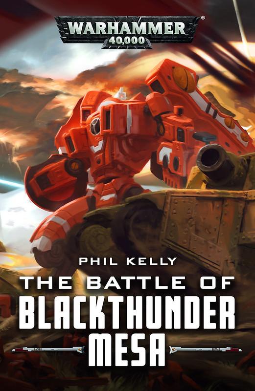 «Битва за холм Чёрного грома», Фил Келли | The Battle of Blackthunder Mesa by Phil Kelly