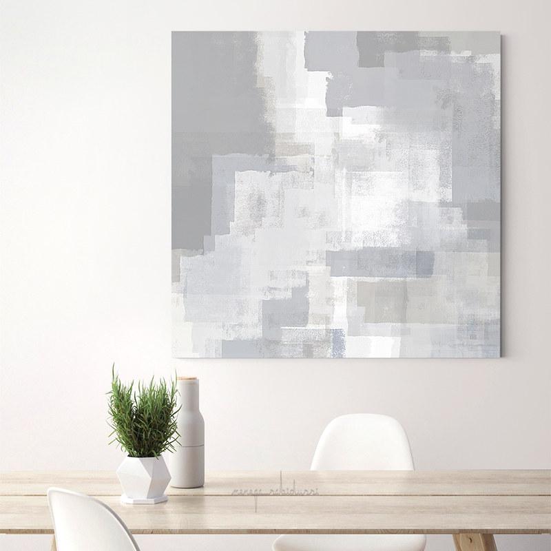 931fec372 Gray on Grey Abstract' by Menega Sabidussi #abstract #art ...