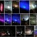 Travis Scott Concert Collage