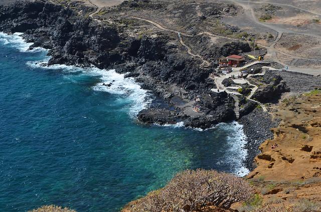 Mana Niu Chiringuito, Costa del Silencio, Tenerife