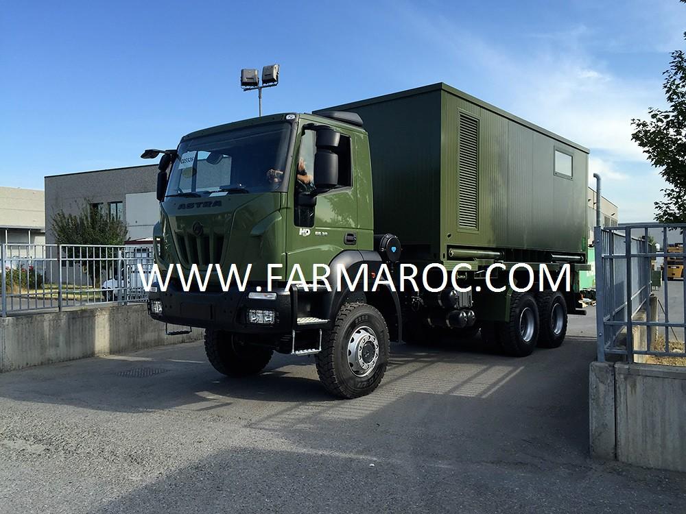 La Logistique des FAR / Moroccan Army Logistics - Page 11 31877847678_e475e64420_b