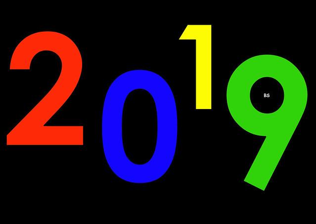 Ein schönes und gesundes Jahr 2019