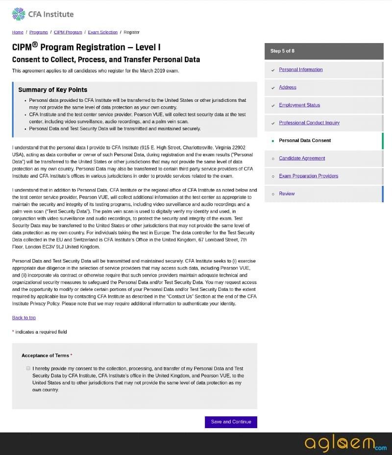 CIPM Exam 2019-2020 – Dates, Registration Fees, Result, Preparation