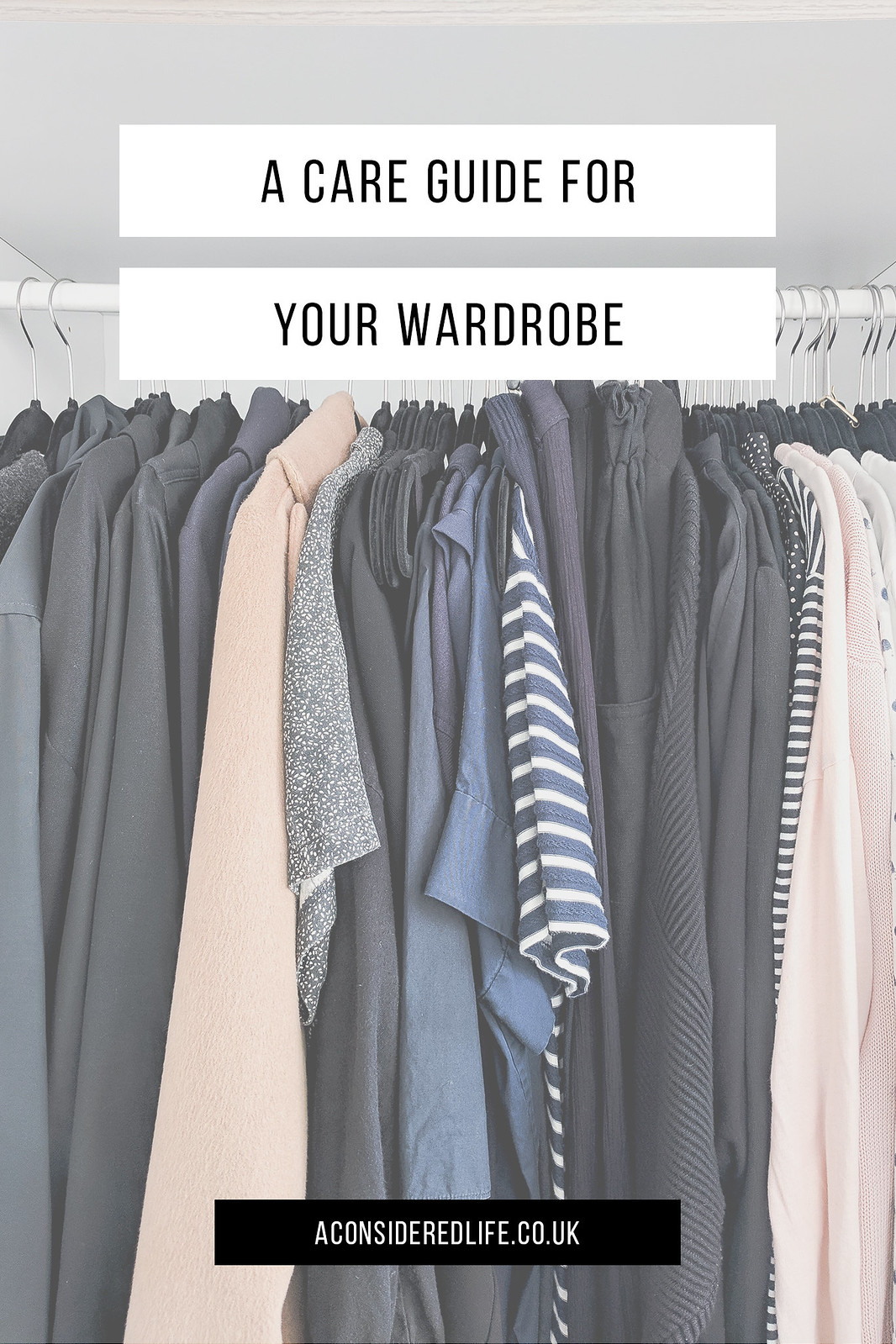 Caring For Your Clothes So They Last Longer