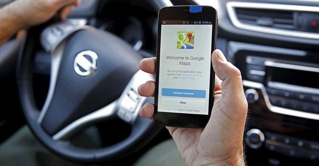 google-maps-aviso-coche