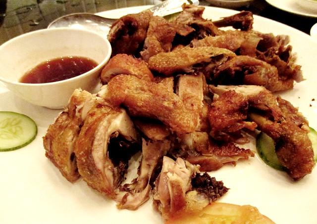 Chicken & duck