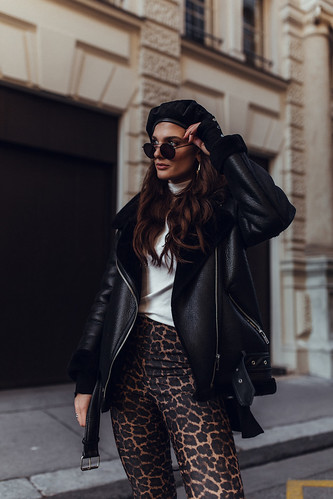 Leopard_Skinny_Pants_H_and_M-7 | by Fashiontweed