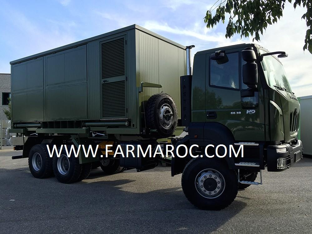 La Logistique des FAR / Moroccan Army Logistics - Page 11 31877847538_c5bc663128_b