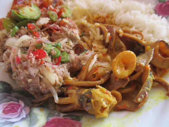 La'zzaty Cuisine nasi campur 1