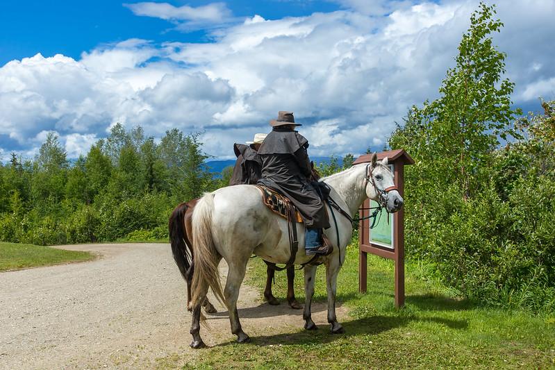 Канада. Провинциальный парк Веллс Грей