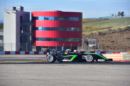 Xavier Lloveras, Campeonato de España de Fórmula 4, Los Arcos 2018