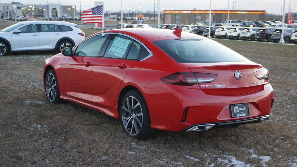 2018 Buick Regal Gs Awd Flickr