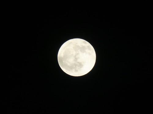 満月 full moon 2018/11/23