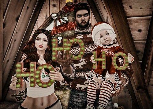 Merry Christmas from The Rains | by Anna Rain DJLdyH3ll Adored- Adored SL