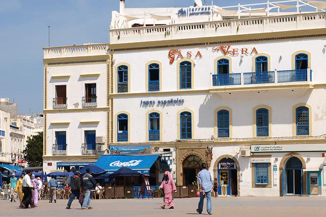Tapas restaurant, Essaouira, Morocco