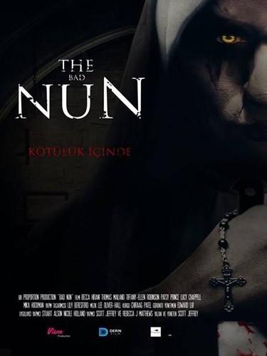Kötülük İçinde - The Bad Nun (2018)