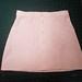 Modkid Mara skirt in white denim from M Recht