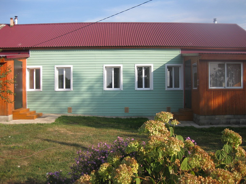 Дом Максимовой Надежды Петровны