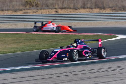 Javier González, Campeonato de España de Fórmula 4, Los Arcos 2018