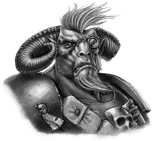 Necromunda, Gor Half-horn