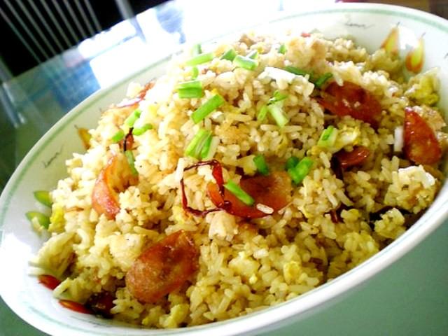 My Chinese fried rice