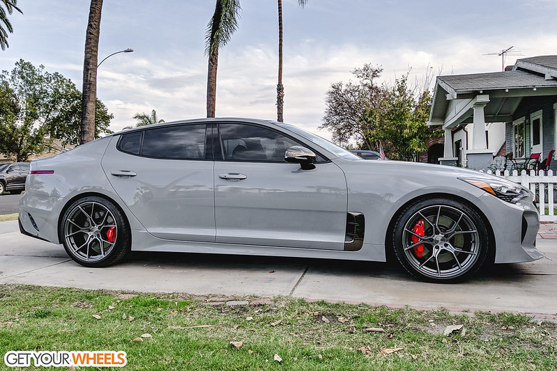 all new stance sf07 rotary forged wheel page 4 kia stinger forum all new stance sf07 rotary forged wheel