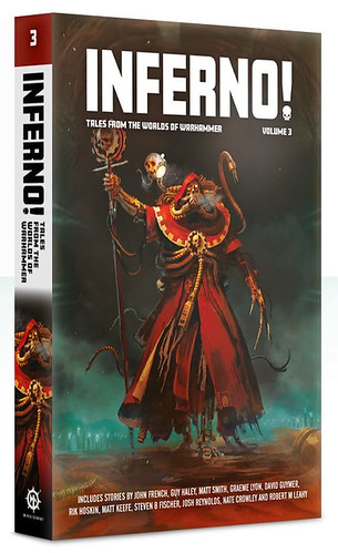 Антология Inferno!, третий выпуск