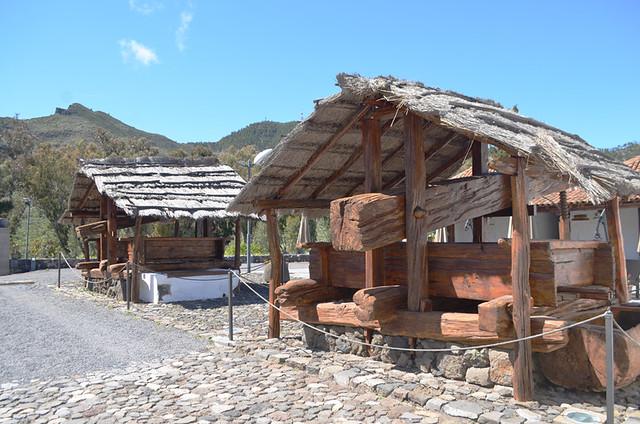 Lagar, Santago del Teide, Tenerife