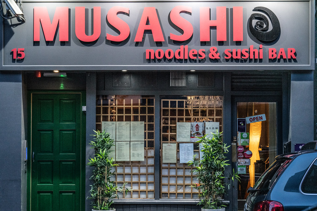 MUSASHI ON CAPEL STREET
