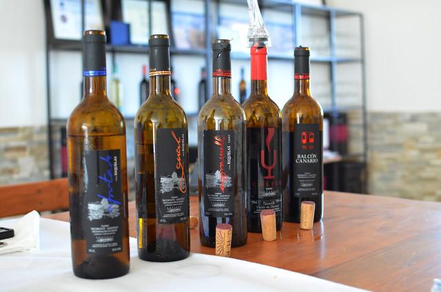 Bodegas CHP wines, Tenerife