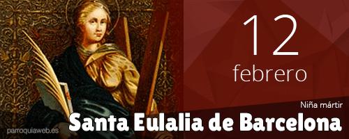 Santa Eulalia de Barcelona