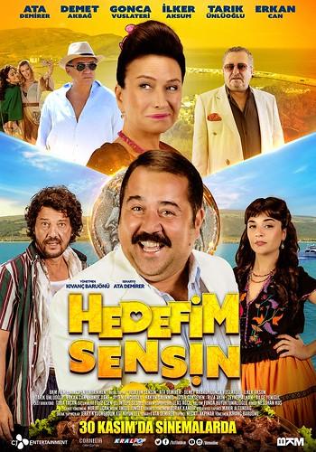 Hedefim Sensin (2018)