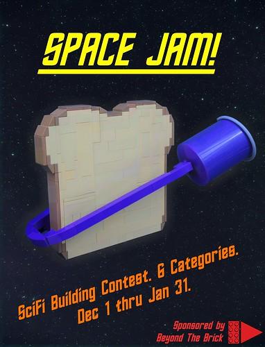 Space Jam Contest Reminder