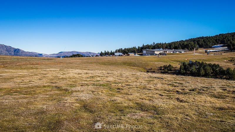 Estación de esquí nórdico de Plateau de Beille