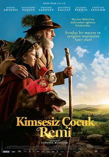 Kimsesiz Çocuk – Remi Nobody's Boy (2019)