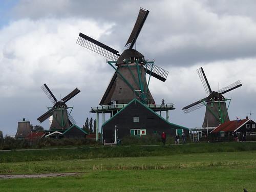 Molinos en Holanda
